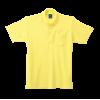 国産T/C半袖ポロシャツ