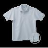 綿ちょうちん袖ポロシャツ