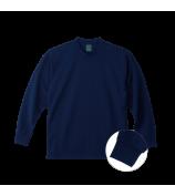 T/Cハニカムメッシュ長袖Tシャツ
