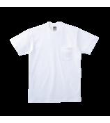 ポケット付ヘビーTシャツ
