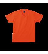 エアレットVネックTシャツ<br>【日本製】